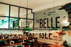 The Belle Isle
