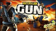 MAJOR GUN FPS V3.4.8 MOD APK