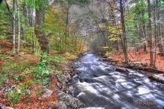 Hacklebarney State Park, Chester, NJ