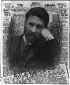 Joseph Pulitzer was born in Hungary on April 10, 1847 and died on October 29, 1911. His bequest to Columbia University established the Pulitzer Prizes.