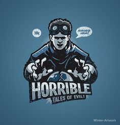 Awesome T-Shirt Illustrations by Winter-Artwork The Doctor is in.