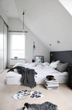 Dachschrägen Gestalten: Mit Diesen 6 Tipps Richtet Ihr Euer Schlafzimmer  Perfekt Ein! Images