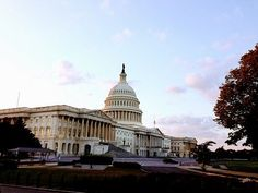 U.S. Capitol building. Photo by Cesar's iPhoneography/Flickr