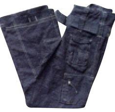 f7eb6772423 Johnny Was Pete & Greta Petite Linen 0 Xs Cargo Pants - Off Retail - Tradesy