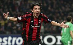 Inzaghi & Gattuso tribute. Goodbye champions!