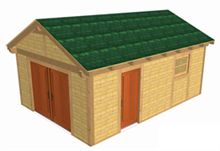 Woodencarport.co.uk- Multi bay carports