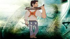 Guy draws Nathan Drake in MS Paint #Uncharted #PS4 #Uncharted4 #TheLastOfUs #NathanDrake #PS4share #playstation #gaming #games