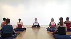 Meditation with Rod Stryker - Motivation for self esteem, motivation and inspiration. By learning to direct and collect awareness in the navel center we awaken the most positive and life affirming qualities of the mind. Prop Suggested: Blanket to sit on