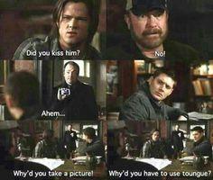 #Supernatural - Season 5 Episode 21