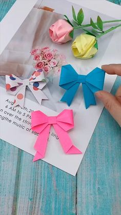 Diy Crafts Hacks, Diy Crafts For Gifts, Diy Arts And Crafts, Creative Crafts, Fun Crafts, Crafts For Kids, Diy Projects, Paper Crafts Origami, Diy Paper