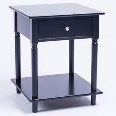 KUMLA Side Table (Black)   End Table   JYSK Canada