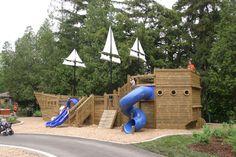 pirate ship playground - Google Search