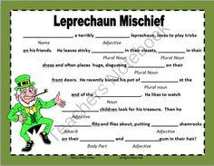 Leprechaun Mischief