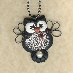 polymer clay owls - Bing Images                                                                                                                                                                                 More
