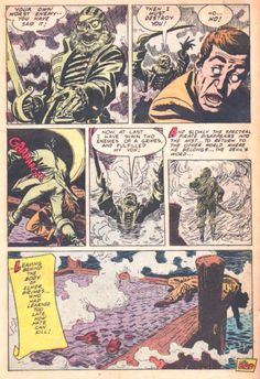 nick cardy horror comics
