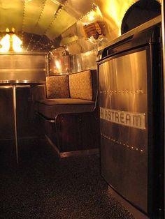custom vintage airstream travel trailers