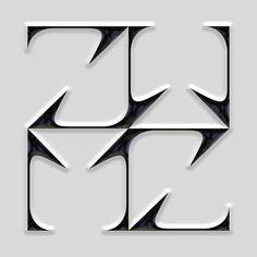 Typography Inspiration, Logo Design Inspiration, Graphic Design Typography, Graphic Design Art, Chinese Patterns, Adobe Illustrator Tutorials, Types Of Lettering, Material Design, Portfolio Design
