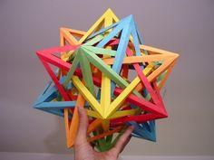 origami modulars by daniel kwan