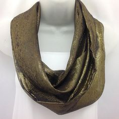 New listing.  https://www.etsy.com/listing/259993378/black-gold-circle-scarf-gift-for