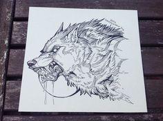 Werewolf Friday by WolfSkullJack on DeviantArt