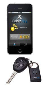 Cobra Electronics Corporation: Cobra Tag™