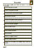 #Braunbaer  #Schularbeit #Klassenarbeit #Lernzielkontrolle Unterrichtsmaterial für den #Biologieunterricht.  Verschiedene Fragen zu dem Thema: Braunbär •Aussehen •Nahrung •Feinde •Eigenschaften •Körperteile •Überwinterung •Lebensweise •Fortbewegung •Nachwuchs •Lebensraum •Revier •Überwinterung •Paarung •74Fragen •1 x Lernzielkontrolle •Ausführliche Lösungen •16 Seiten