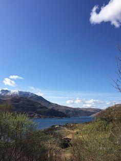 Lochailort, Scotland, may 2015