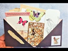 Junk Journal Got 12x12 Scrapbook Paper? Let's Make a Pocket Folder!! Easy Tutorial The Paper Outpost - YouTube Book Journal, Journal Ideas, Journals, 12x12 Scrapbook Paper, Scrapbooking, Book Maker, Paper Pocket, Up Book, Paper Book