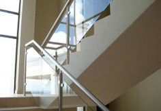 Balustrades Frameless Glass Balustrade, Staircases, Stairs, Ideas, Home Decor, Stairway, Decoration Home, Room Decor, Ladders