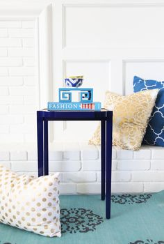 These side tables, planters and rug ideas will give you the living room looks you thought you couldn't afford.
