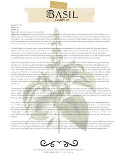 Herbarium: Magical and Medicinal Uses of Basil Magic Herbs, Herbal Magic, Spiritual Enlightenment, Spirituality, Money Magic, Practical Magic, Book Of Shadows, Herbal Medicine, Basil Oil