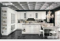 OPERA Klasszikus konyhabútorok Kitchen Island, Kitchen Cabinets, Design, Home Decor, Kitchen Ideas, Opera, Future, Island Kitchen, Opera House