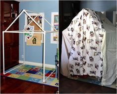 2. Playhouse / Fort
