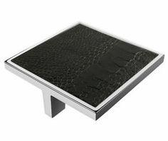 Puxador para móveis | Nero Leather