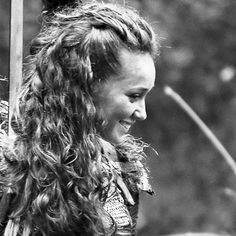 Lexa smiling is just  Heartbreaking and  absolutely awesome at the same time