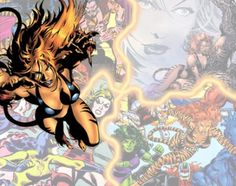 Tigra (Greer Nelson) - Marvel Universe Wiki: The definitive online source for Marvel super hero bios.