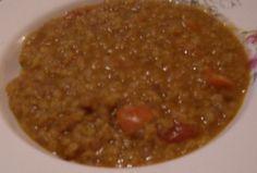 Een winterse soep die je van binnenuit verwarmt!