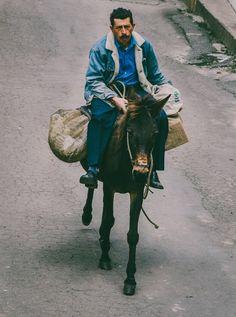 rumbo a casa  #Floresta #florestaboyaca #Boyacá #colombia street #candid #people #rodolphotos #caballos