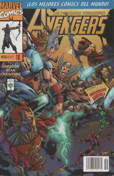 Avengers nº19