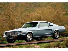 View Mufp 0710 Pl+1967 Ford Mustang Fastback+ - Photo 9426550 from 1967 Ford Mustang Fastback - Mustang & Fords Magazine