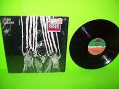 Peter Gabriel – Peter Gabriel 2 (aka Scratch) Vinyl LP Record 1978 Art Rock EX+ #ArtRockProgressiveElectronicSynthPop