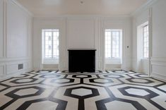 Gorgeous floor at the Holiday House NYC via the very cool Sarah Sarna Interior Design blog