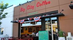 Big City Cafe in Boise, ID - best scones ever. and food, and coffee.