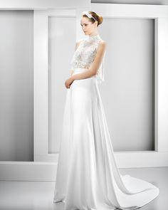 Jesus Peiro 'Nanda Devi' – The 2016 Collection for Brides | Love My Dress® UK Wedding Blog