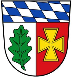 District of Aichach-Friedberg (rural), Land: Bavaria, Germany #AichachFriedberg #Aichach #Germany (L16004)