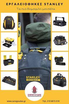 Εργαλειοθήκες Stanley. Επισκεφτείτε τη σελίδα με τις εργαλειοθήκες και δείτε τα πιο δημοφιλή μοντέλα! #εργαλειοθηκη #εργαλειοθηκες Bags, Handbags, Bag, Totes, Hand Bags