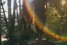 Isa + Fabio | Rainbow