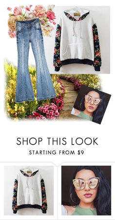"""""""FlowerPower"""" by mindfulbohemian ❤ liked on Polyvore"""