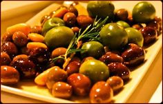 From turkey to pumpkin pie, you can cook your entire holiday meal on your Traeger... including the roasted olives!