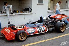 Nanni Galli Tecno PA123, British Grand Prix 1972 (Brands Hatch)